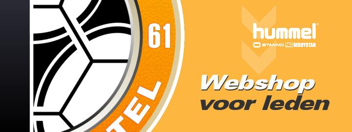 Webshop voor leden